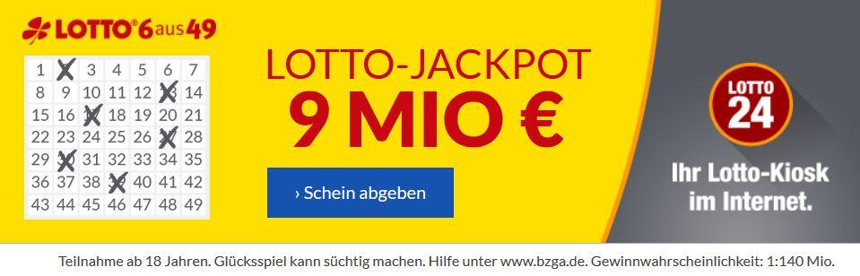 Lotto Mittwoch
