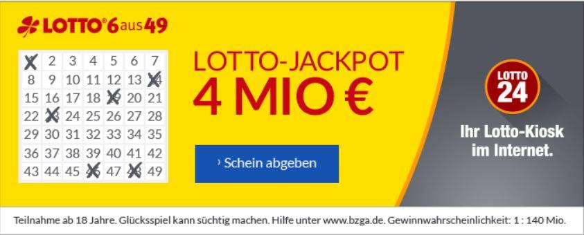Lotto Am Sam
